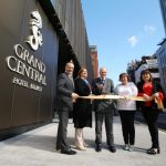 GRAND CENTRAL HOTEL OPENS ITS DOORS