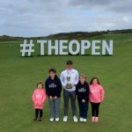 RORY MCILROY LAUNCHES EPIC JOURNEY TO 148TH OPEN ROYAL PORTRUSH