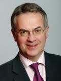 Minister Alex Attwood behind plastic bag scheme