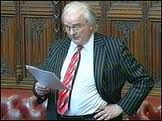 Lord Laird faces four month House of Lords ban over 'cash for questions' claims