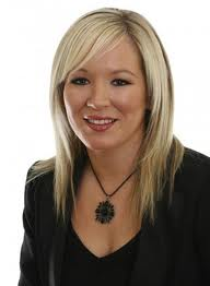 Minisiter Michelle O'Neill announced £5 million hardship fund for farmers