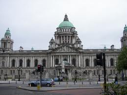 Belfast City Hall could well be the focus of G8 summit protests in June