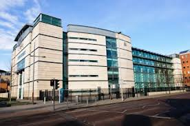Man remanded in custody at Belfast Magistrates Court accused of attacking a severely disabled woman