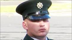 Murdered PSNI constable Ronan Kerr