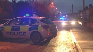 Child dies after car crash in Comber on Saturday evening
