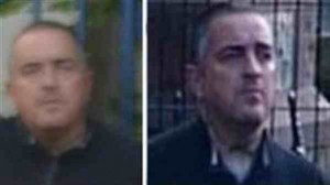 Police issued picture of a Denmark Street riot suspect