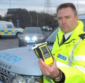 Supt Mark Burdon says drink drivers face losing their licenes in 2013