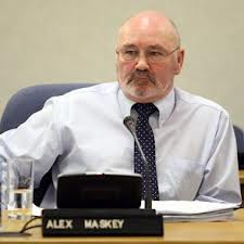 Alex Maskey defended his