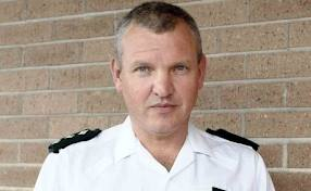 Dissident bomb target Chief Inspector Andy Lemon