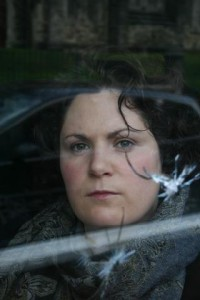 SDLP councillor Claire Hanna and pellet gun attack on home window