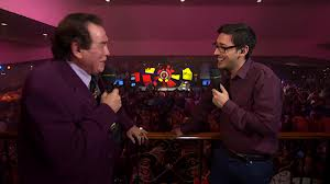 Let's Play Darts..Murray with Bobby George