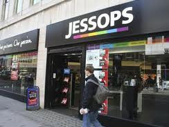 Three NI Jessops stores to shut