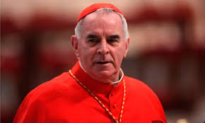 """Cardinal Keith O'Brien resigns over alegations of """"inappropriate behaviour''"""