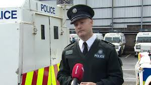 PSNI Chief Inspector Andy Freeburn says  bomb attack was deliberate attempt to kill police officers