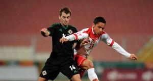 Niall McGinn came closest to put Northern Ireland ahead in Malta