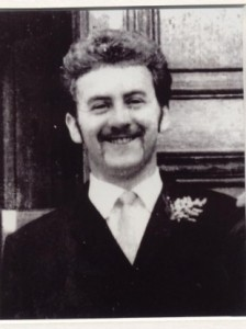 Paul McNally was shot dead on June 5, 1976 in a sectarian attack