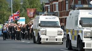 Apprentice Boys parade went ahead following security alert in north Belfast