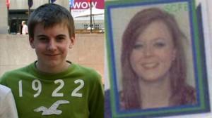 Missing Kieran McKeon and Alexandra O'Brien
