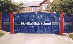 Thieves break into Movilla High School in Newtownards