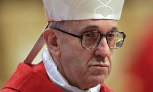 Cardinal Jorge Bergoglio elected Pope