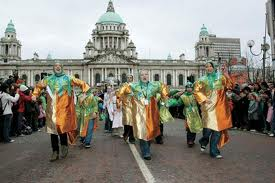 St Patrick's Day parades in towns across Northern Ireland next week