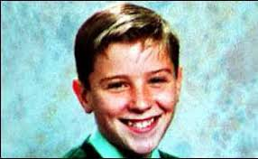 Warrington IRA bomb victim Tim Parry