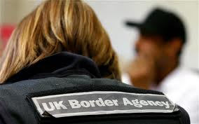 UK Border Agency involved in raids on 19 locations against illegal workers in Northern Ireland