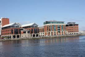 Belfast Harbour Commission plans five storey office development at Clarendon Dock