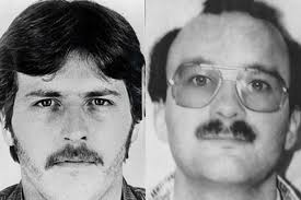 Murdered corporals David Wood and Derek Howes