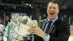 Doug Christiansen quits Belfast Giants for Sheffield Steelers