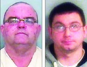 Smuggler kings Joseph Maguire and Gary Taggart jailed for a total of eight years