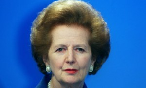 Republican street parties over the death of Margaret Thatcher branded