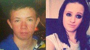 Police appeal for help in tracing Levi Kirkpatrick and Louise Craig