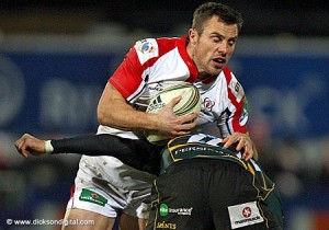 Ulster winger Tommy Bowe return to the side in a five try win over Treviso