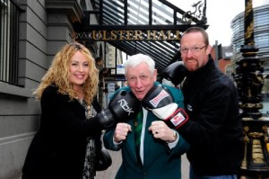 Belfast City Council launches 10 year amateur boxing strategy