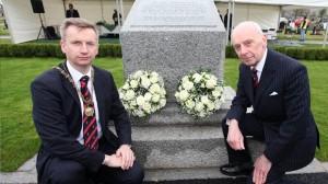 £30,000 refurbishment of memorial to 154 unidentified Belfast blitz dead