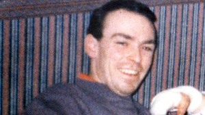 Charlie Strain was found beaten to death in his Carrick flat in 1998