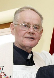 Fr Conleth Byrne received a two-year suspended sentencee of £150,000 church fraud