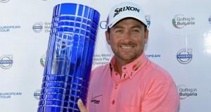 Portrush's Graeme McDowell wins the Volvo World Matchplay title