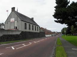 Vandals destroy war memorial at Killowen Orange Hall in Coleraine