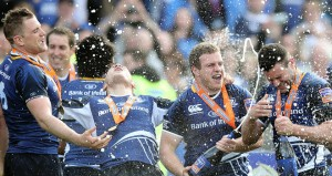 Leinster run out winners in Dublin to clinch RaboDirect Pro12 final