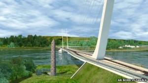 Sammy Wilson approves funding for Narrow Water bridge