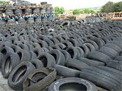 Thousands of tyres removed from New Mossley bonfire in 2009