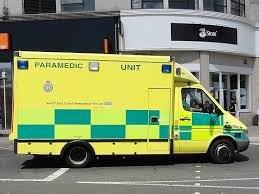 Paramedic treated in hospital after he was bitten during call out in Whiteabbey