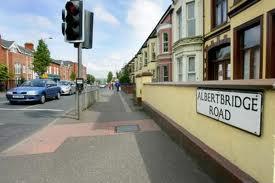 Seven strong gang assault two men on Albertbridge Road, east Belfast
