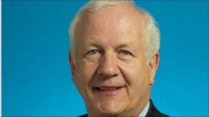Former Policing Board chairman Brian Rea receives CBE