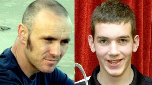 Funerals to be held on Wednesday for Colin McPoland (lelft) and Kevin O'Hare