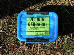 A geocache box similar to this sparked a security alert in Holywood