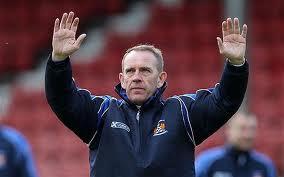 Kenny Shiels parts company with Scottish premier league club Kilmarnock
