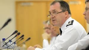 Matt Baggott denies he used his officers as